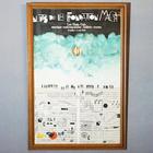 """Saul Steinberg""- Nuits de la Fondation Maeght-1970 Original Poster"