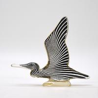 """60's Brazil """"Abraham Palatnik"""" Lucite Sculpture 「Crane Bird」"""