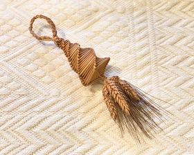 Germany Barley Straw Craft Ornament