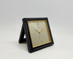 "60's Swiss ""LUXOR"" Manual Winding Alarm Clock"