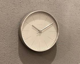 "Germany ""Max Bill"" Design ""Junghans"" Wall Clock"