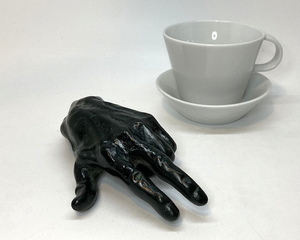 """Auguste Rodin"" Resin Hand Object"