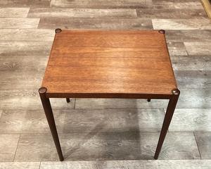 Vintage Denmark Teak Side Table