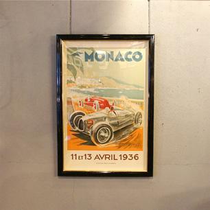 1936年 Monaco GP シルバーアロー vs アルファ