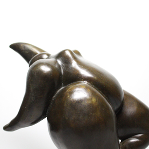 Bronze Sculpture<br>「躍り子裸婦像-A」