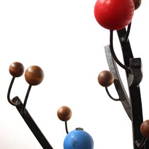 鉄製の木。