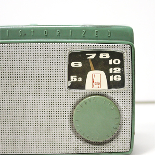 SONY「TR-55」Transistor Radio