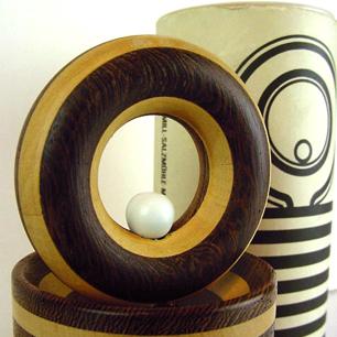 北欧デザインのミル。