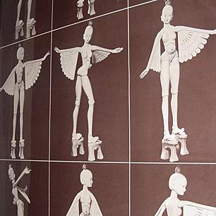 NHK「プリンプリン物語」の人形作家