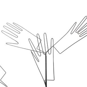 戦後の御婦人の御用達「オシャレ手袋」の脇役
