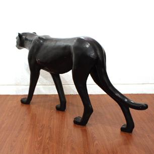 「BLACK PANTHER」<br>FRP Display Figurine