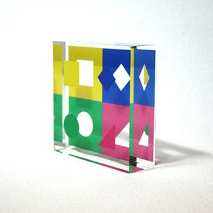 KINETIC ART Sculpture「Composition」