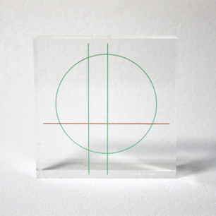 KINETIC ART Sculpture (Transparency-S)