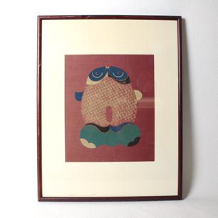 「金魚」染織アートクラフト