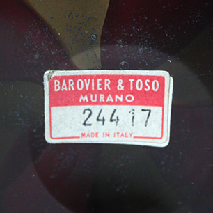 60's Barovier&Toso