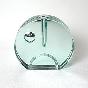 アートミラーガラスベース