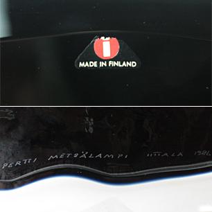 Iittala Pro Art Glass Plate