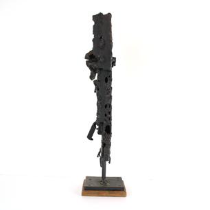 彫刻「行動」