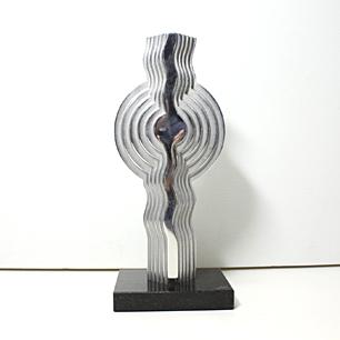 sculpture「燦(SUN )」