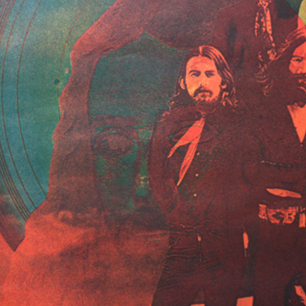Tadanori Yokoo / 横尾忠則「Beatles/Jesus Christ」ポスター
