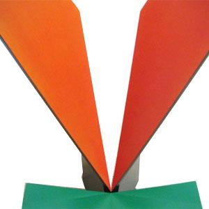 笠松栄 折り紙の椅子