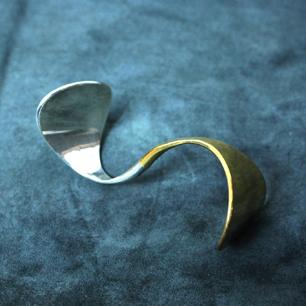 Gold & Silver Bangle