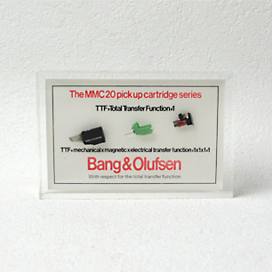 B&O MMC20 Cartridge <br>Promotion Display