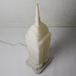 80's POP Lamp<br>「Empire State Building」