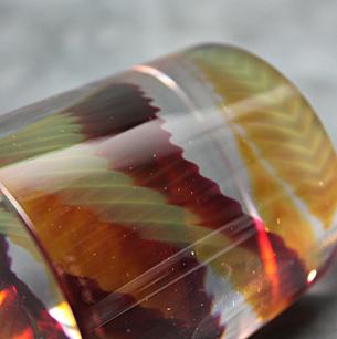 KOSTA Morales Glass Sculpture