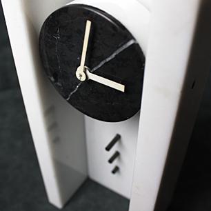 円と直線が構成する時間の箱