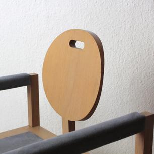 Italy Uno Moderato Arm Chair