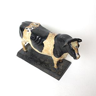 Holstein Iron Display