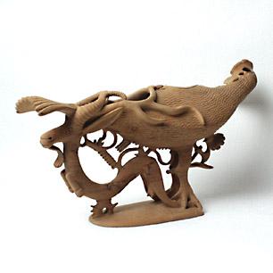 Fictitious Animal Sculpture