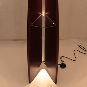 Architectural Floor Lamp