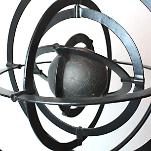 Armillary Sphere Stand