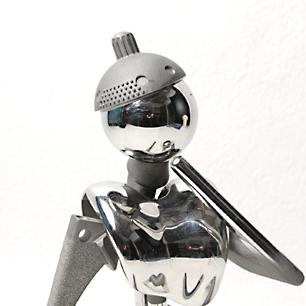 Robotic Metal Art Sculpture
