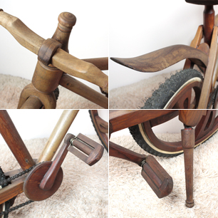 Teak Mountain Bike