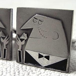 60'S サントリー アンクルトリス<br> Silver Cuffs