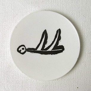 Joan Miro <br>Plastic Picture Plate <br>5P Set
