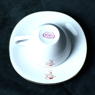 CITIZEN Cちゃん Cup & Saucer