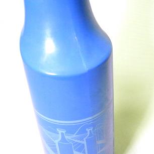 Salvador Dali Rosso Antico Glass Bottle #2