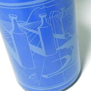 Dali / ダリの酒瓶