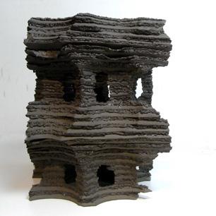 Crater Ceramic Sculpture