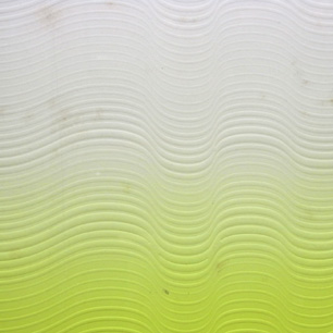 永井一正 凸凹レリーフ × Yellow