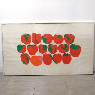 舟橋全二 16個のリンゴ