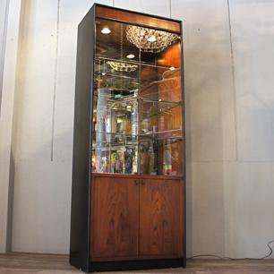 Vintage U.S. 円熟の飾り棚