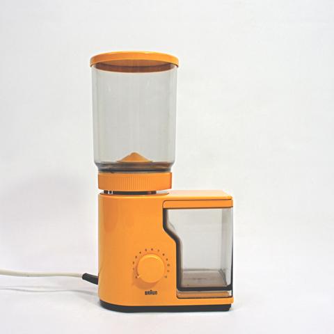 BRAUN コーヒーミルのアイコン