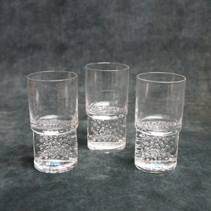 1960's Austria Design Glass by