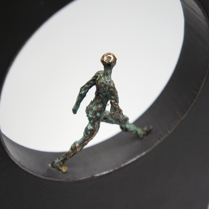 Josep Bofill Moliné「Funcionamiento del hombre」Sculpture