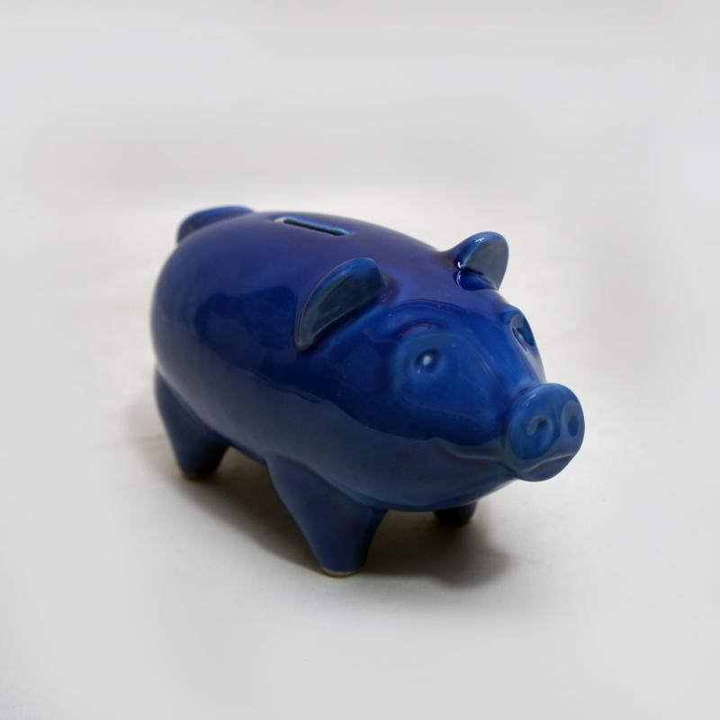 北欧でも「貯金箱」といえば豚!?